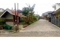 Tanah HOOK siap bangun di Komplek Sariwangi, Bandung Barat. Row Jalan besar