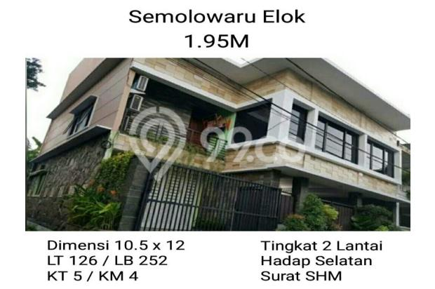 Rumah Semolowaru elok 13202131