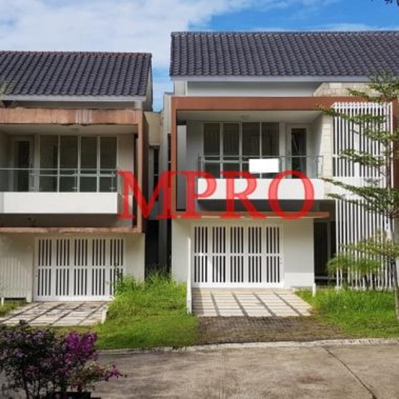 Dijual Rumah Minimalis Siap Huni Cluster Hilltop Sentul City