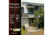 Rumah Cluster Palmira