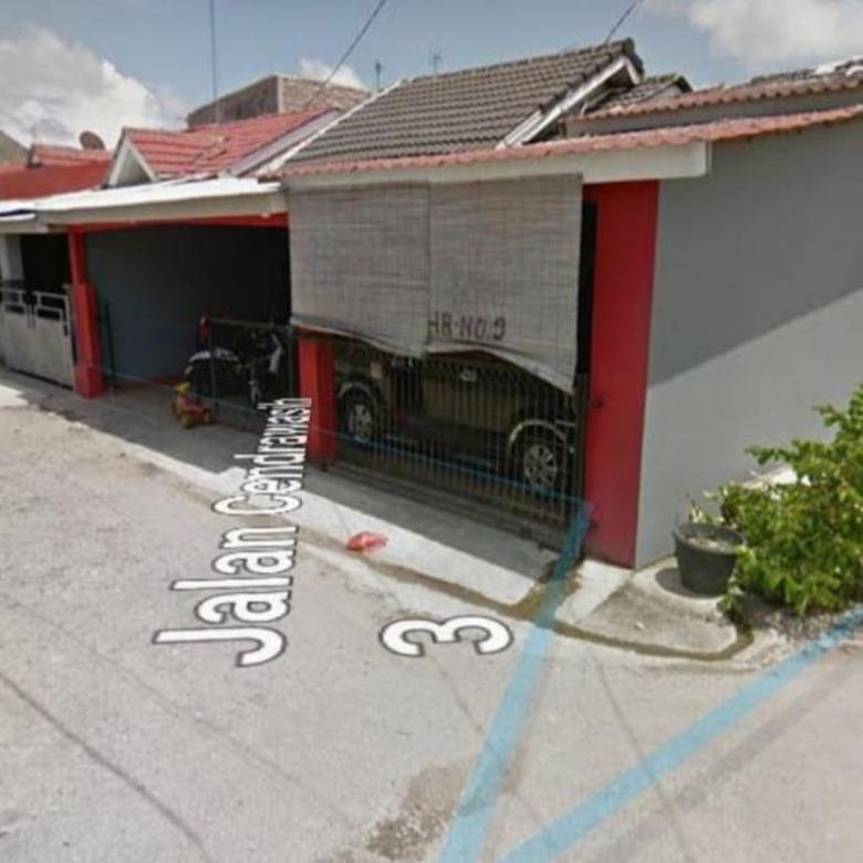 dijual rumah  di Taman Krakatau bolk h 8 no 9luas 120 m2