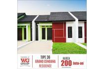 Jual Rumah Tipe 36 di Kawasan Aman dan Nyaman Kota Banjaran