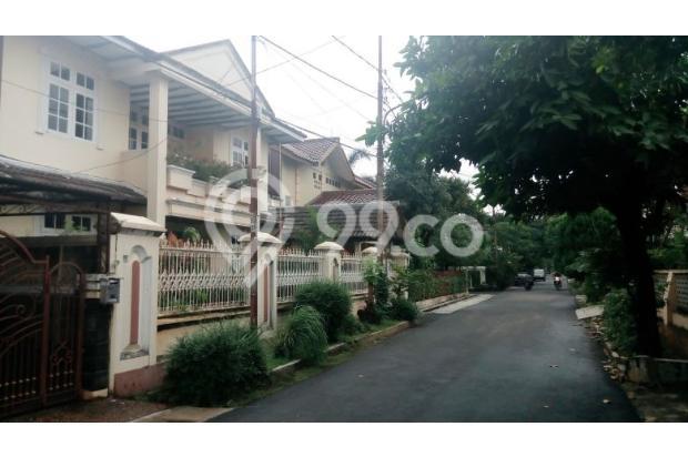 Dijual BU Rumah Hitung Tanah Komplek Jakapermai 16577193