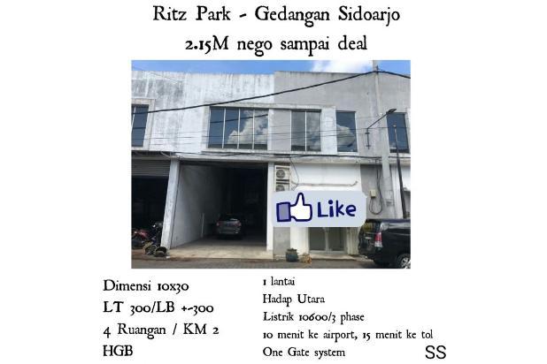 Rp2,15mily Gudang Dijual