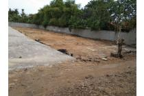 Mumpung Murah Stok Terbatas Tanah Kavling Siap Bangun