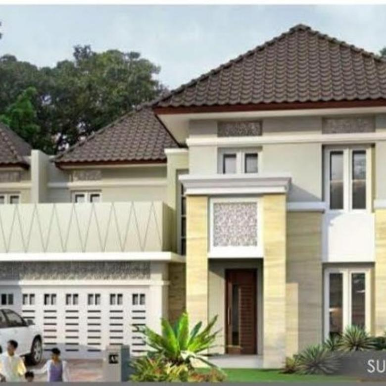 Dijual Rumah di Tangerang 2 lantai @Sutera Sitara Alam Sutera
