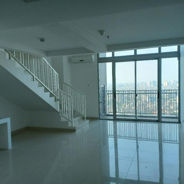 SUPER DUPER MURAHHH!!! APARTEMEN NEO SOHO TYPE MAPPLE 102,6M2 UNFURNISHED @CENTRAL PARK, PODOMORO CITY