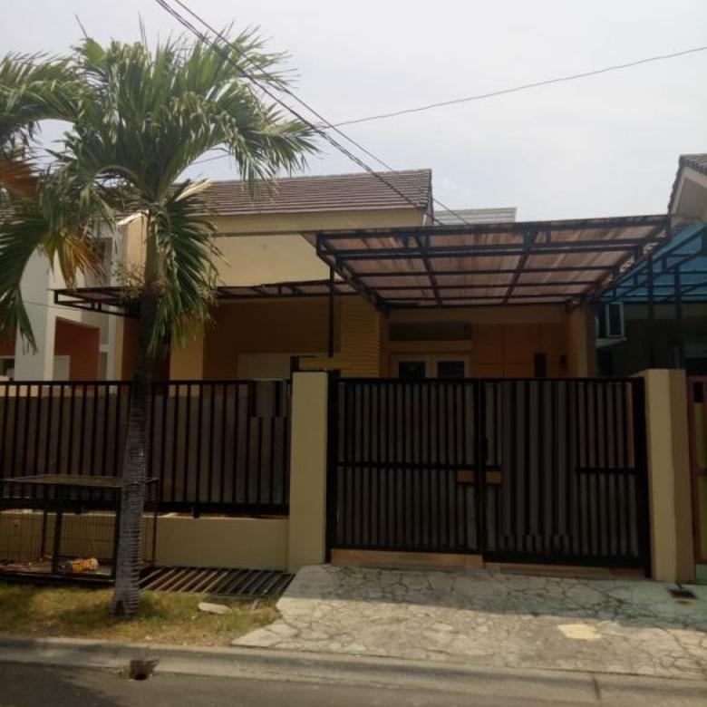 Rumah luas 7x18 type 2KT Cluster Ifolia Harapan Indah Bekasi