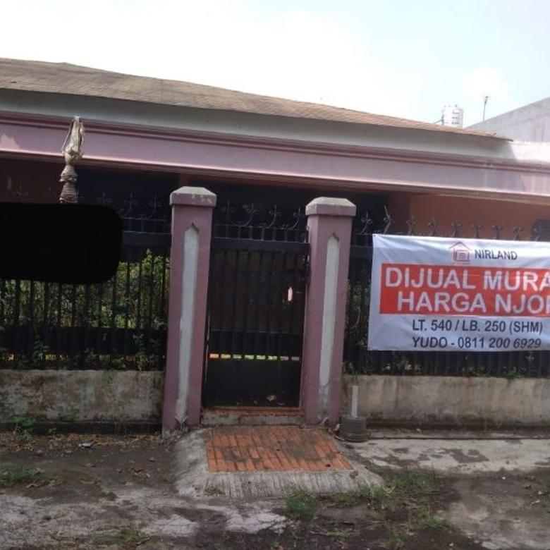 HARGA NJOP. MURAH Rumah, Mampang Prapatan, Loka Indah, J