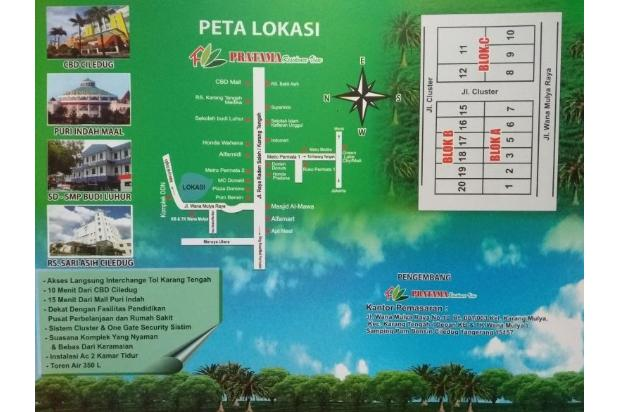 Pratama Residence KPR DP 10% dkt meruya 18274085