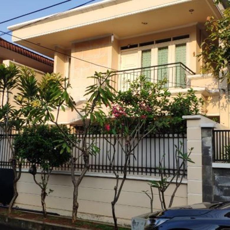 Rumah mewah - Taman Kedoya Baru Jakarta Barat