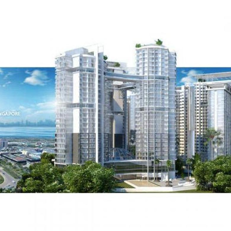 DiJual 2 Unit Over Kredit Butuh Uang Apartemen Bliss Park Batam PR