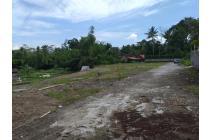 Tanah Kavling Komplek Pemda Sleman, Jalur ke Pintu TOL Jogja-Bawen