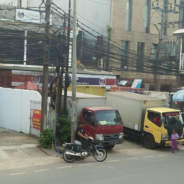 Dijual Ruko Jl Buncit Raya, Mampang Jakarta Selatan Siap Pakai