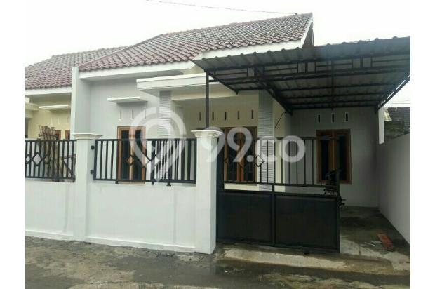 Rumah Baru Minimalis Free Pagar Canopy Murah Sawahan