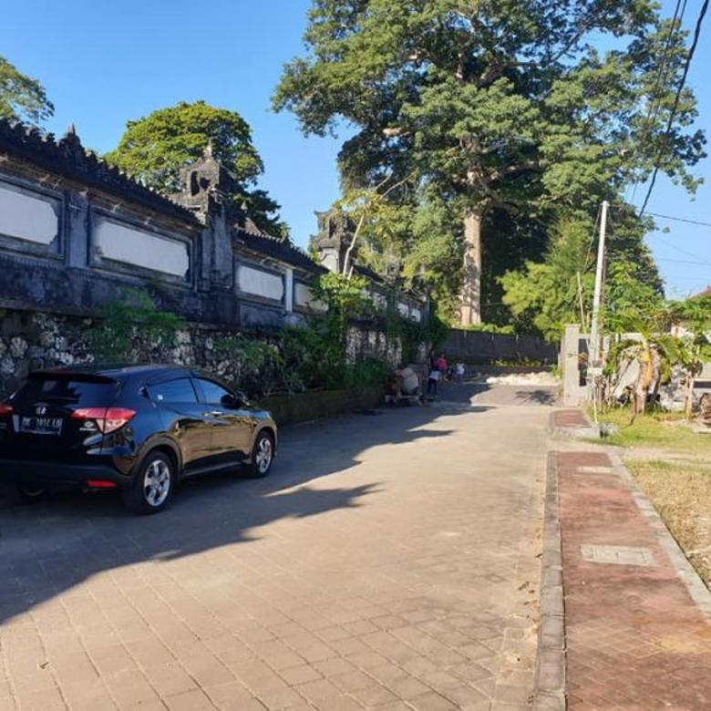 Disewakan Tanah di Nusa Dua Bualu.