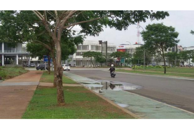 kavling komersial jalur sutera boulevard alam sutra 12001714