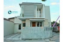 Rumah Minimalis di demangan dekat kampus Atmajaya Sadhar UGM UNY UII UPN