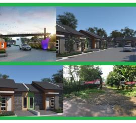 rumah baru murah bandung selatran banajaran dekat soreang alun alun