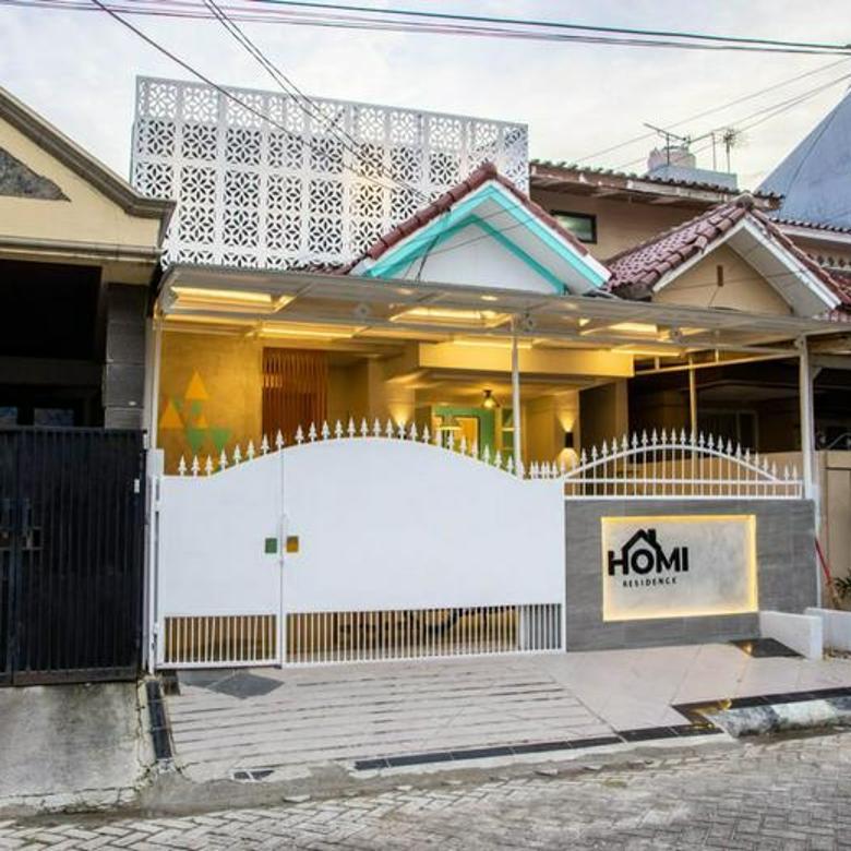Rumah kost 14 kamar terisi full dekat bandara soetta tangerang