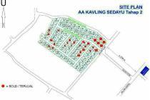 Dijual Tanah Kavling Cocok Untuk Invest di Argodadi Bantul