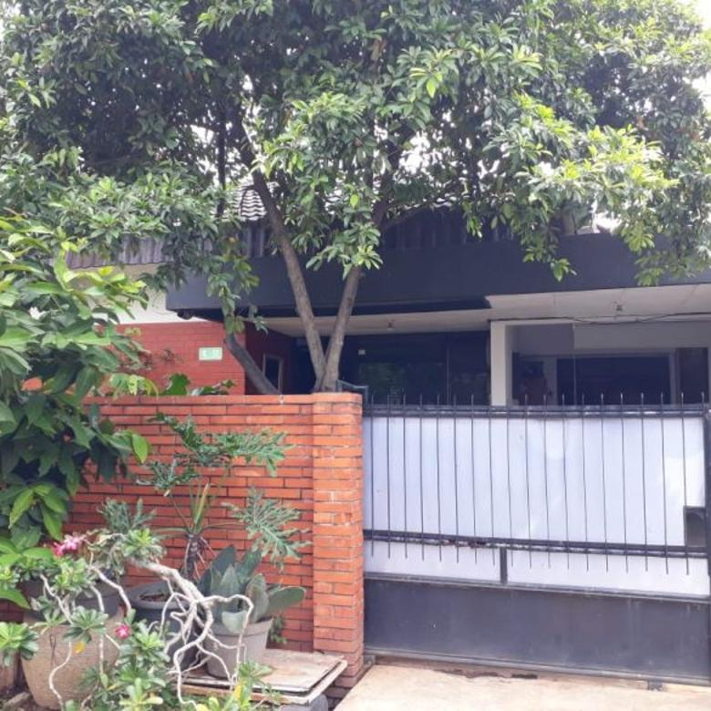 Dijual Rumah Asri di Kalibata Indah