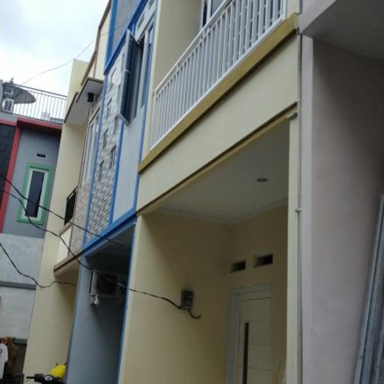 Dijual Rumah Strategis di Humaira 4 Residence Jakarta