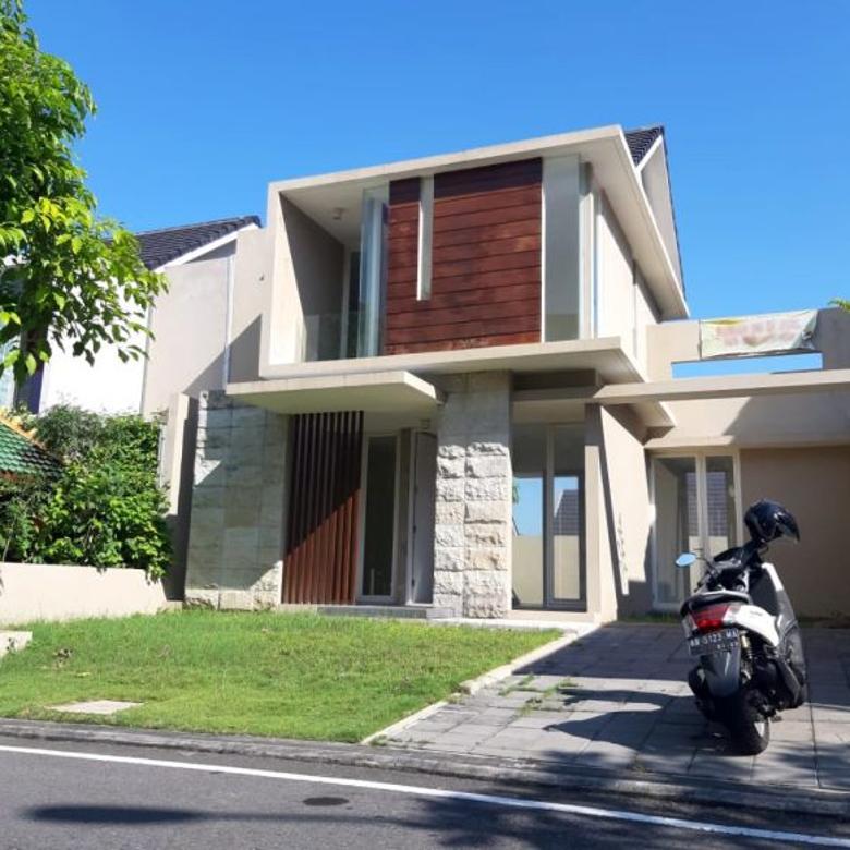 Rumah Modern Minimalis di Citra Grand Mutiara Jalan Wates