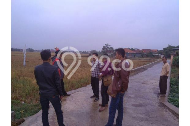 Tanah untuk pabrik di Bandung sudah ada ijin celup 13554885