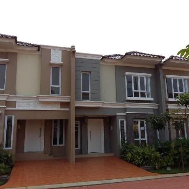 Dijual Rumah Lokasi Strategis Cluster Elista, Paramount Serpong Tangerang