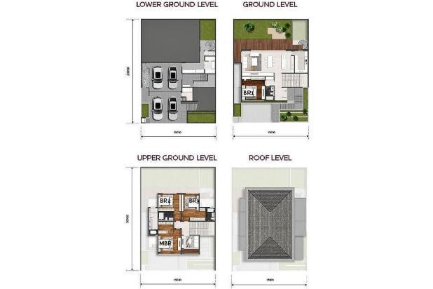 Rp11,3mily Vila Dijual