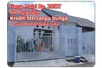 Jual Rumah SHM Candi Sidoarjo Rp. 205jt DP 50jt, kredit 5th tanpa bunga