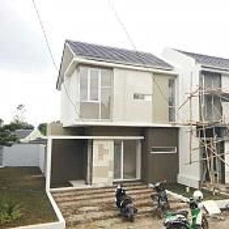 Rumah 2lantai Pasir Impun Kotamadya Bandung DP 50Juta all in dan free KPR