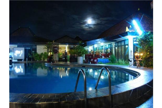 Rp180mily Hotel Dijual