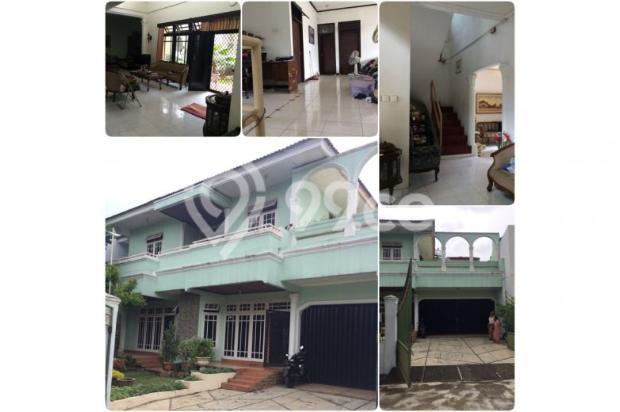 DiJual Cepat Rumah Komplek Kav DKI, Meruya Utara, Jakarta Barat, Belakang P 5860046
