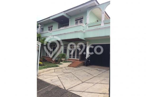 DiJual Cepat Rumah Komplek Kav DKI, Meruya Utara, Jakarta Barat, Belakang P 5860045