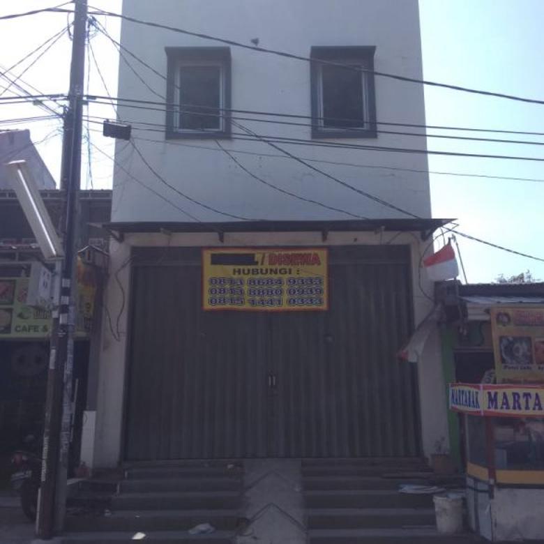 Dijual Ruko di Jalan Utama  Taman Alamanda Karangsatria Bekasi