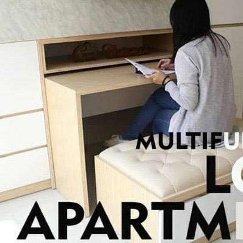 Apartment Loft / Mezzanine, Unit Khusus, Full Furnish