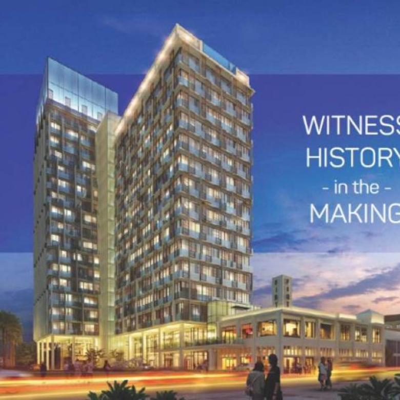 Apartemen mewah di pusat kota bandung harga mulai 1,5 Milyar