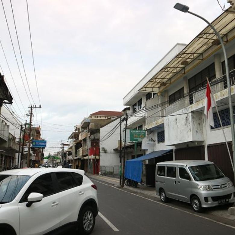 Eks Hotel di Malioboro | 20 Kamar | tinggal pakai