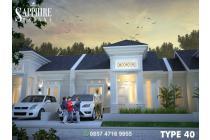Sapphire Madani Komplek Strategis Sejuk Dekat Pusat Kota Purwokerto
