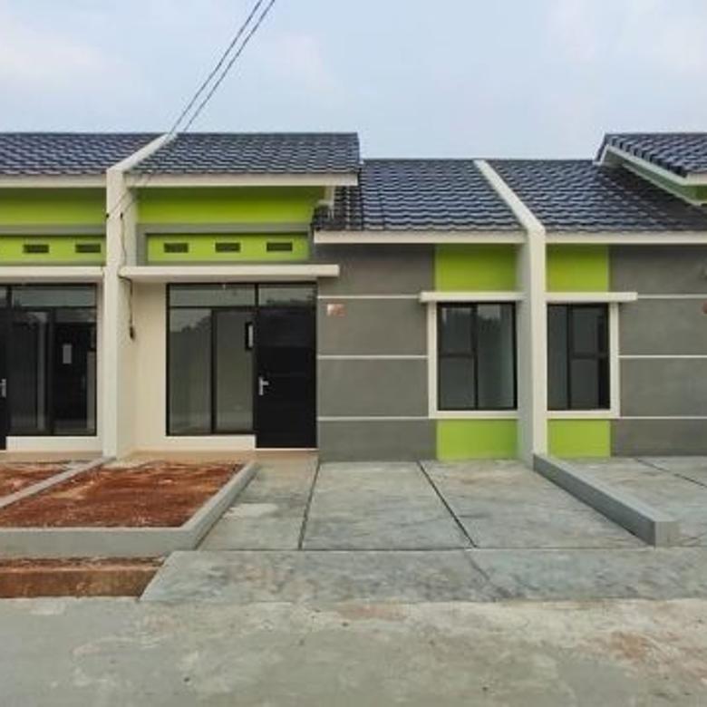 Rumah dekat stasiun,Bukit Cilebut Residence,rumah siap huni