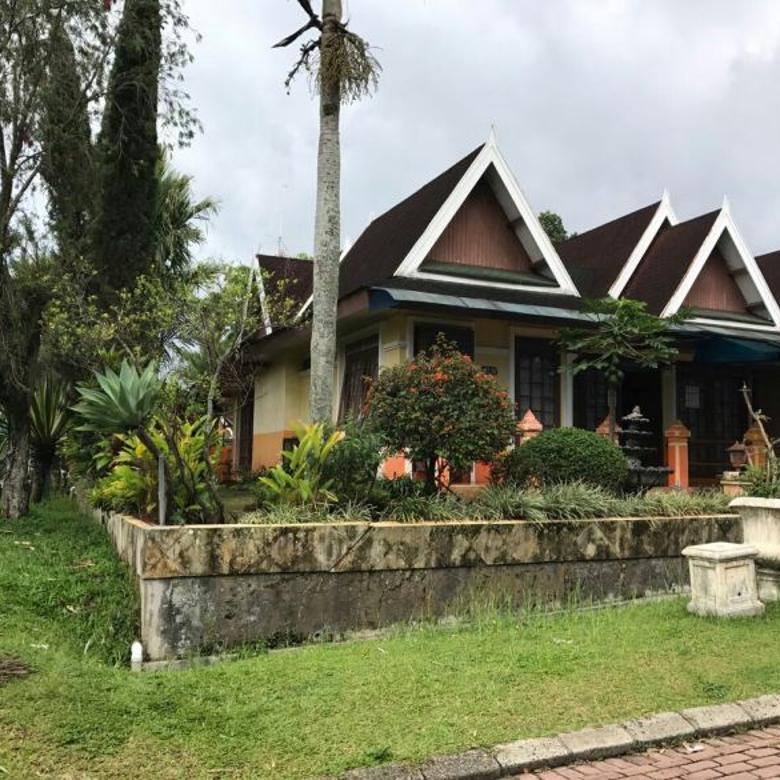 Dijual Villa Kota Bunga Puncak Cipanas