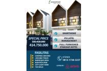 Villa 2 Lantai Murah 400jt-an Fasilitas Smart Home Di Puncak