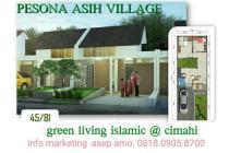 Rumah Minimalis Konsep Islamic di Cimahi