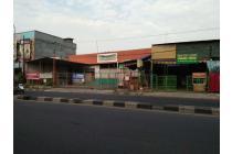 Tanah dijual (ada bang gudang) 500 mtr dari Perempatan Cileduk Tangerang