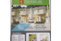 Perumahan Puri Surya Jaya, Cluster Valencia Terrace, 2lt Dp 20x