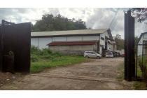 Dijual Murah 2 Unit Gudang + Tanah 2 Hektar di Kendari