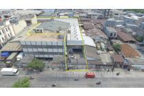 Pabrik dan tanah langka dijual di CBD Jakarta Utara