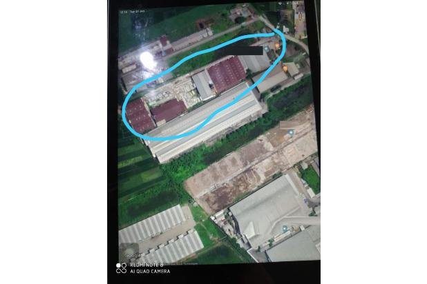 Rp72,5mily Pabrik Dijual
